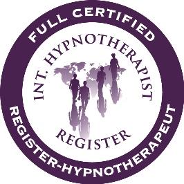 INT full certified register-hypnotherapist